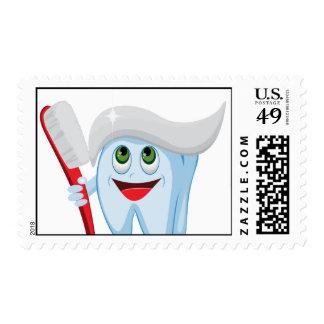 dentist postage