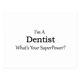 Dentist Postcard