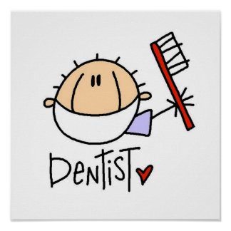 Dentist Posters