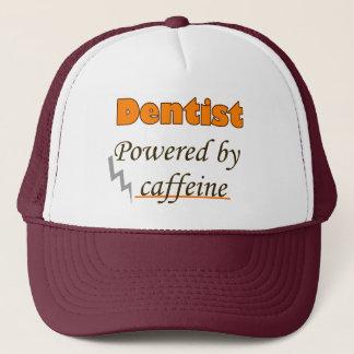 Dentist Powered by caffeine Trucker Hat