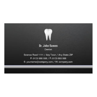 Dentist   Professional Business Card