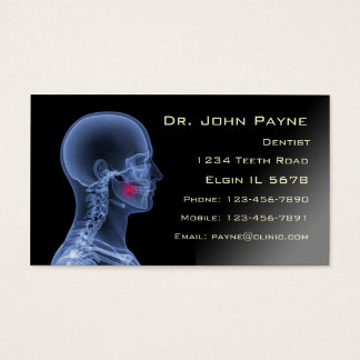 Dentist Profile Card