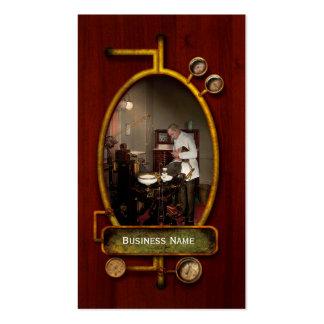 Dentist - Roy O Woodruff Dentist 1924 Business Card
