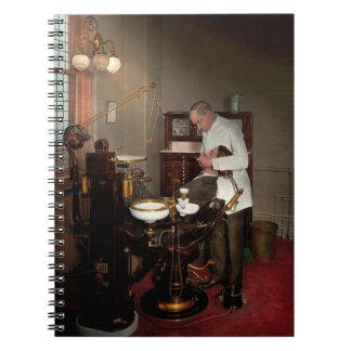 Dentist - Roy O Woodruff Dentist 1924 Notebook