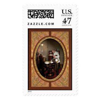 Dentist - Roy O Woodruff Dentist 1924 Stamp