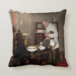 Dentist - Roy O Woodruff Dentist 1924 Throw Pillow