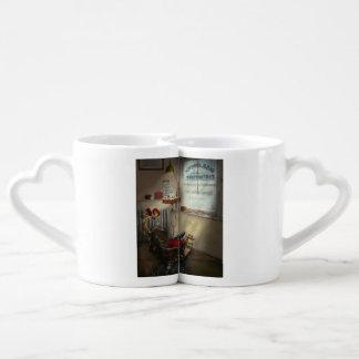 DENTIST - S.B. Johnston, Dentist 1919 Couples Coffee Mug