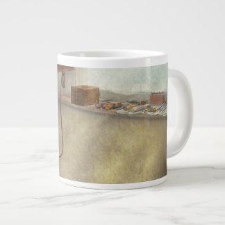 DENTIST - S.B. Johnston, Dentist 1919 Giant Coffee Mug