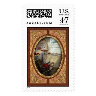 DENTIST - S.B. Johnston, Dentist 1919 Postage Stamp