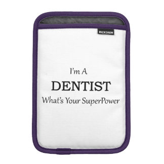 DENTIST SLEEVE FOR iPad MINI