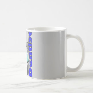 Dentist Sock Monkey--Adorable Classic White Coffee Mug