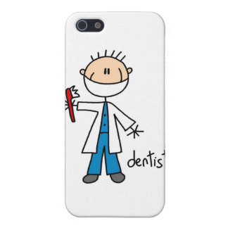Dentist Stick Figure Cases For iPhone 5