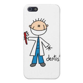 Dentist Stick Figure iPhone SE/5/5s Case