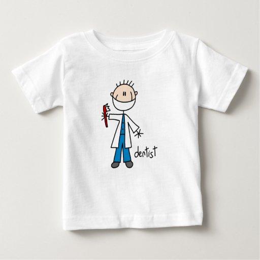 Dentist Stick Figure T-shirt