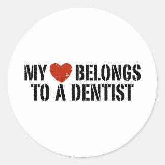 Dentist Sticker