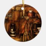 Dentist - The Dentist's Desk + Christmas Ornaments
