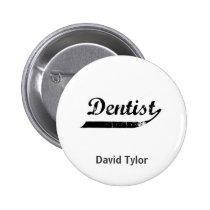 Dentist Typography Button