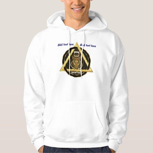 Dentist Universal View About Design Sweatshirts