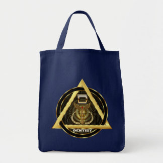 Dentist Universal  view about Design Tote Bag