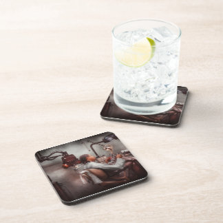 Dentist - Waiting for the Dentist Drink Coaster