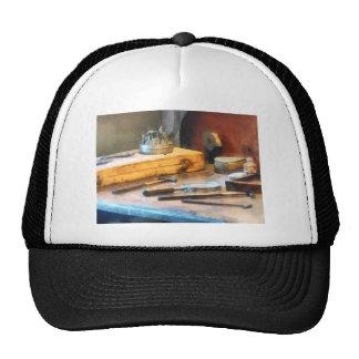 Dentist Workbench Trucker Hats