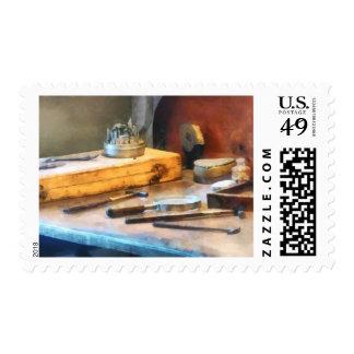 Dentist Workbench Stamp