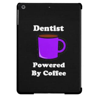 """""""Dentista"""" accionado por el café Funda Para iPad Air"""