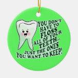 Dentista Adorno De Navidad
