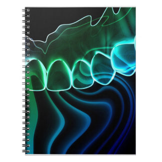 Dentista - cuaderno del Orthodontist