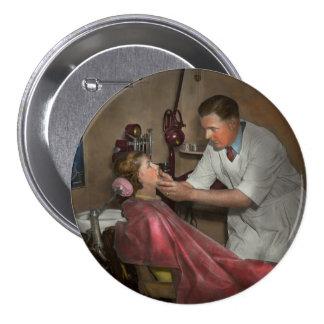 Dentista - fabricación de una impresión chapa redonda 7 cm