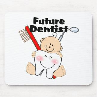 Dentista futuro tapete de ratones