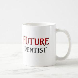 Dentista futuro taza