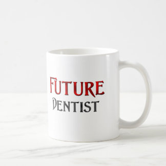 Dentista futuro taza de café