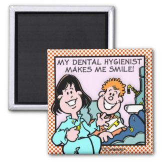 Dentista Imanes De Nevera