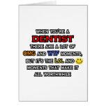 Dentista… OMG WTF LOL Tarjetón