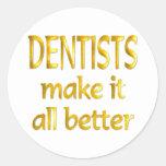 Dentistas Etiquetas