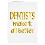 Dentistas Tarjetas