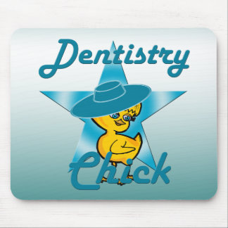 Dentistry Chick #7 Mouse Pad