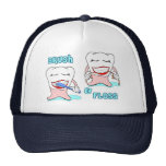 Dentists and dental hygienists humor hats