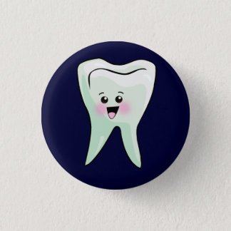 Dentists and Dental Hygienists Pinback Button