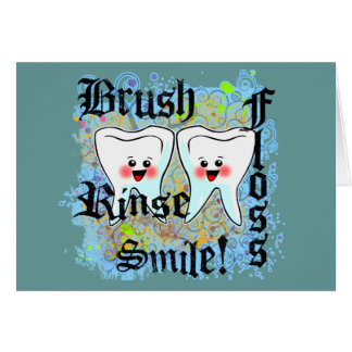 Dentists Dental Professionals Greeting Cards