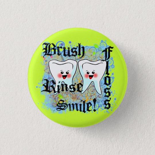 Dentists Dental Professionals Pinback Button