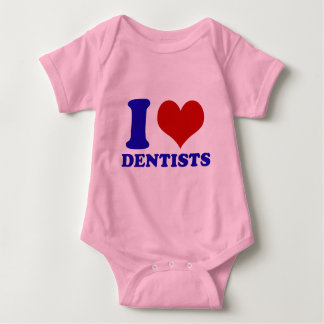 dentists design baby bodysuit