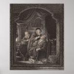 Dentist's Examination, Baroque Era, Gerrit Dou Posters