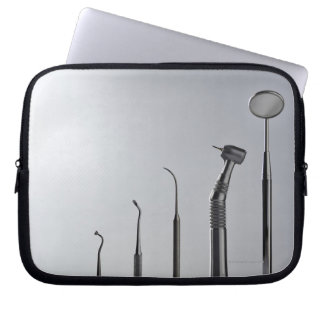 Dentist's instruments computer sleeve