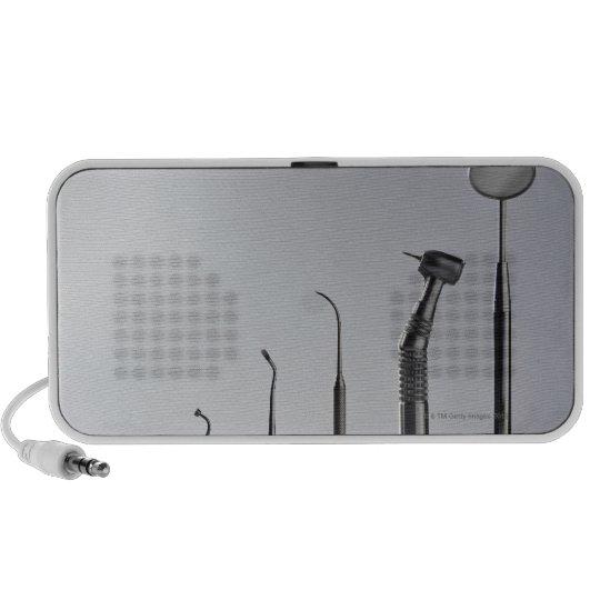 Dentist's instruments mini speaker