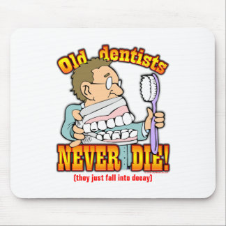 Dentists Mouse Pad