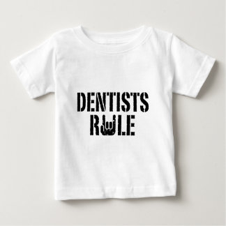 Dentists Rule Baby T-Shirt
