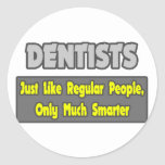 Dentists...Smarter Stickers