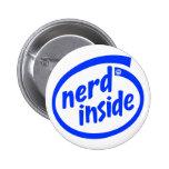 Dentro de (empollón) pin